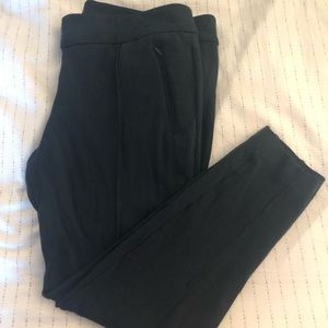 Loft Navy Legging/Casual Dress Pants